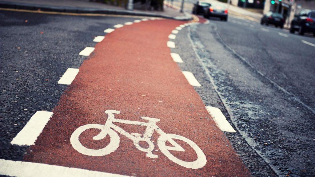 ทางจักรยาน